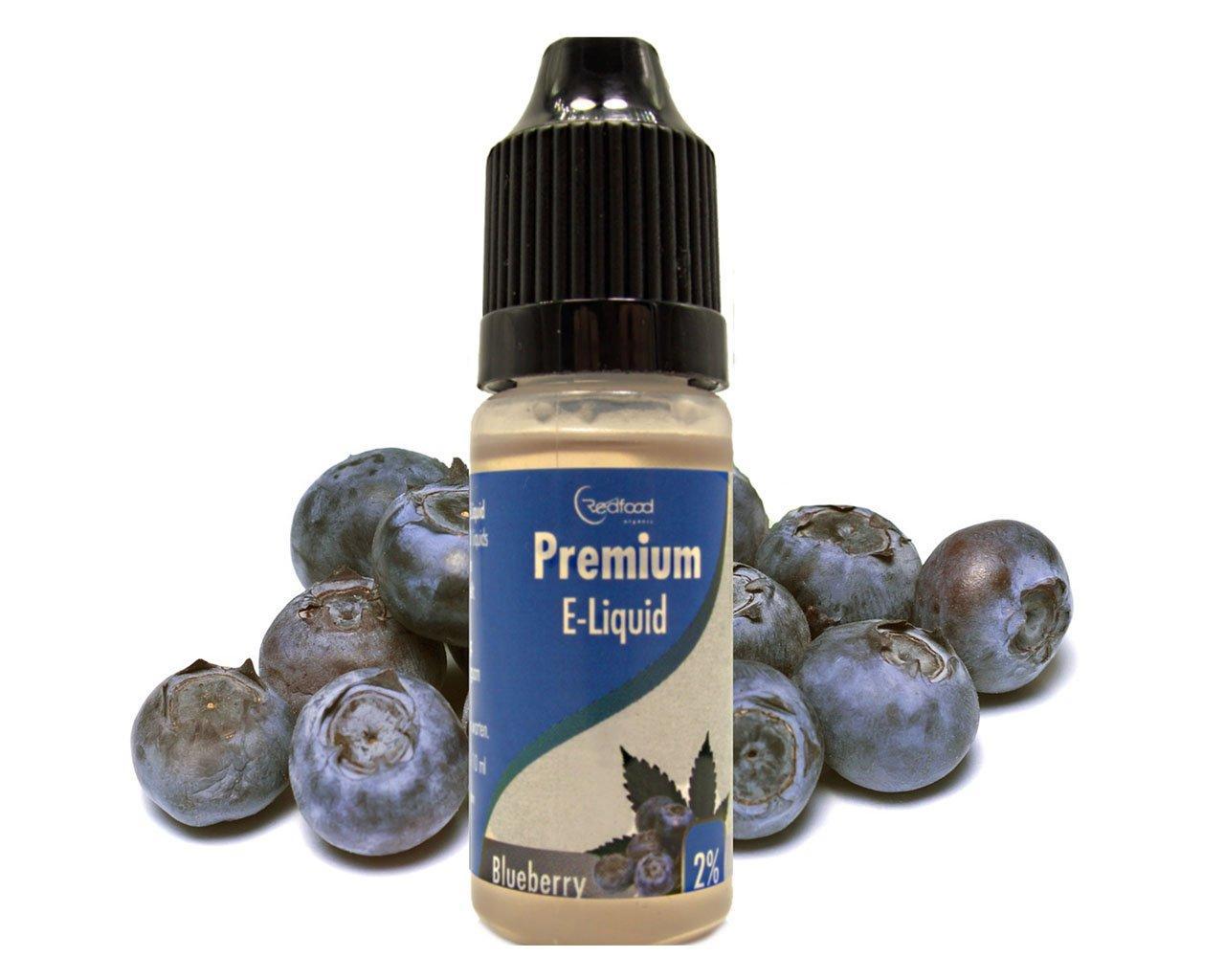 Blaubeer CBD Liquid
