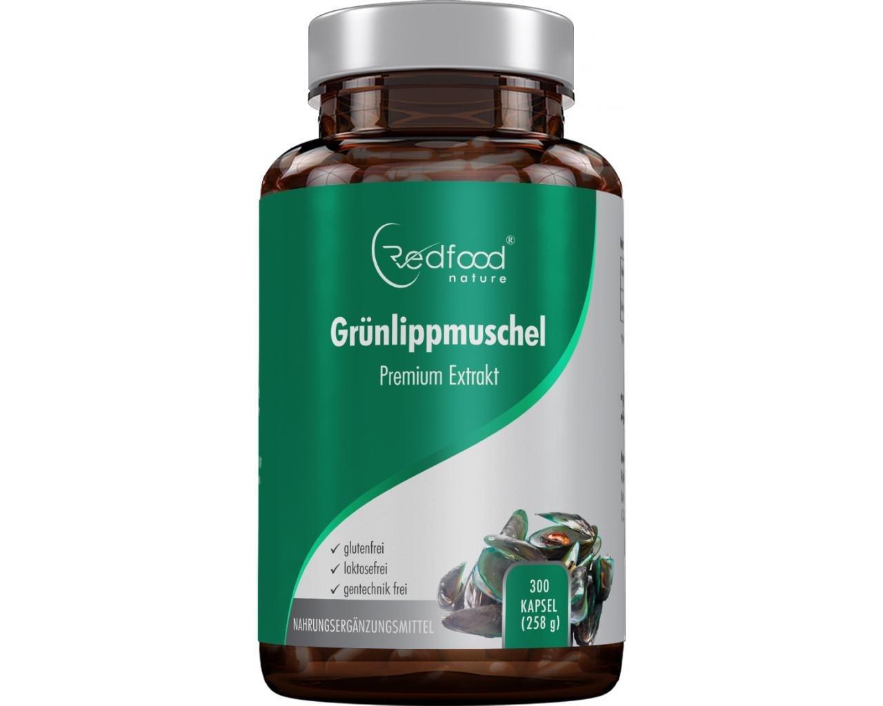 Grünlippmuschel Premium Extrakt