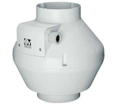 Vortice Rohrventilator CA 125-V0 D
