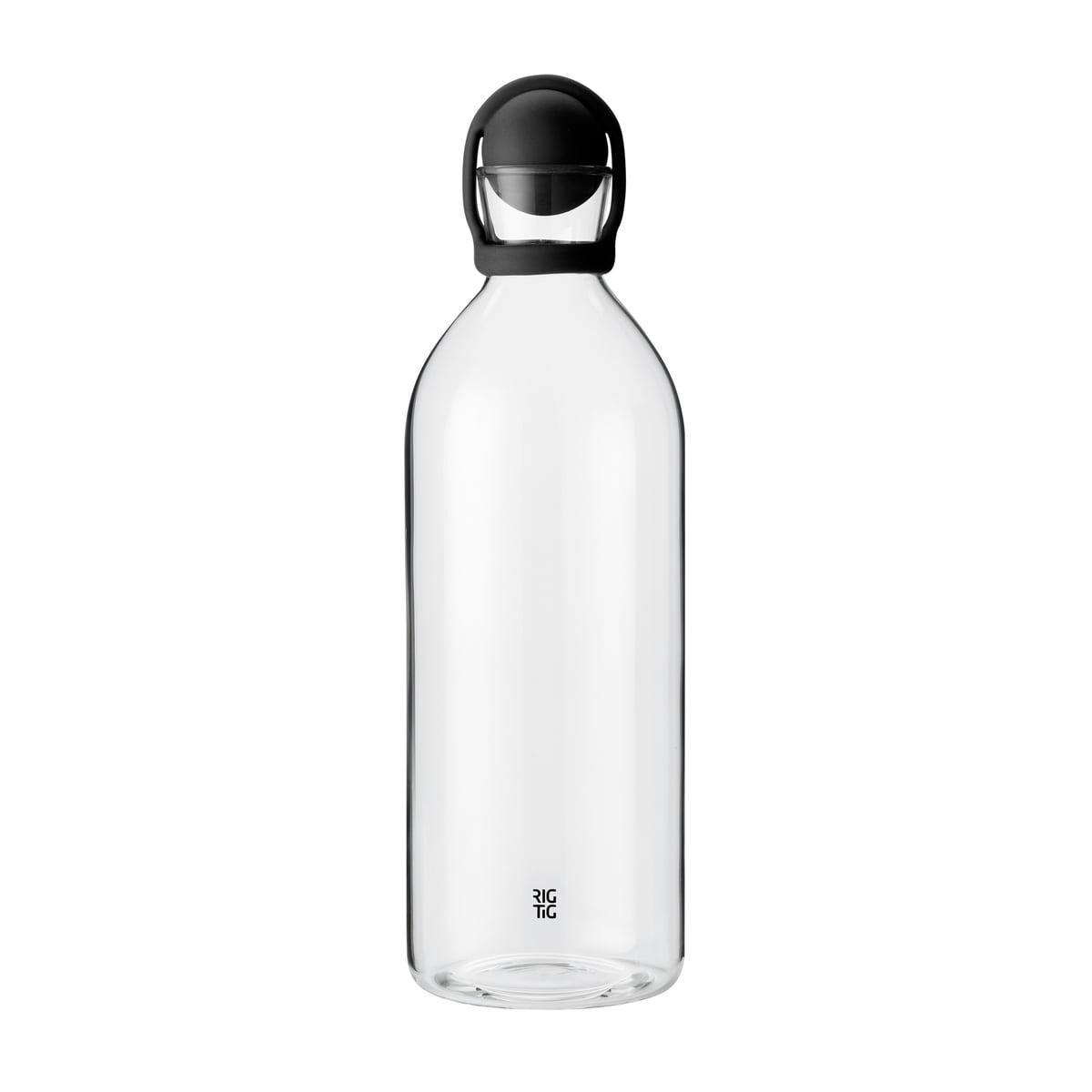 RIG-TIG by Stelton - Cool-It Wasserkaraffe, schwarz