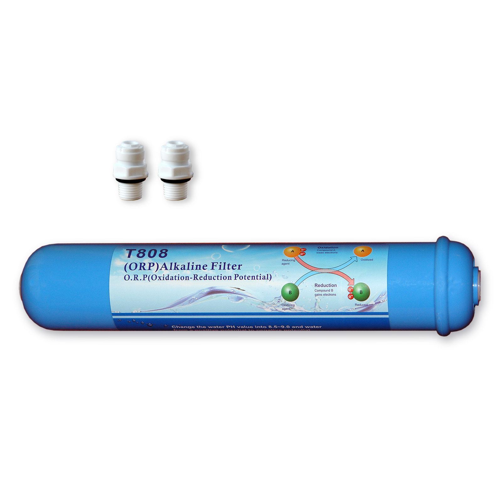 ORP Blue FILTER INLINE zur Verbesserung des Redox Potentials des Wassers