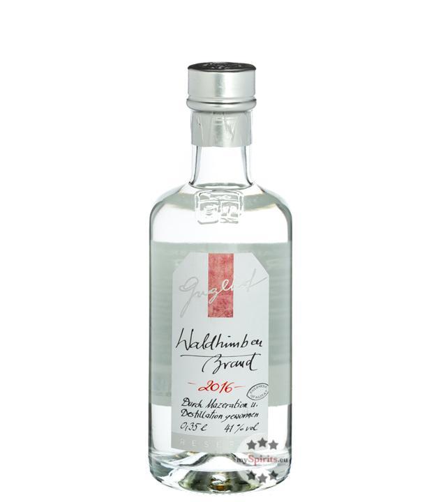 Guglhof Waldhimbeer Brand (42 % Vol., 0,35 Liter)