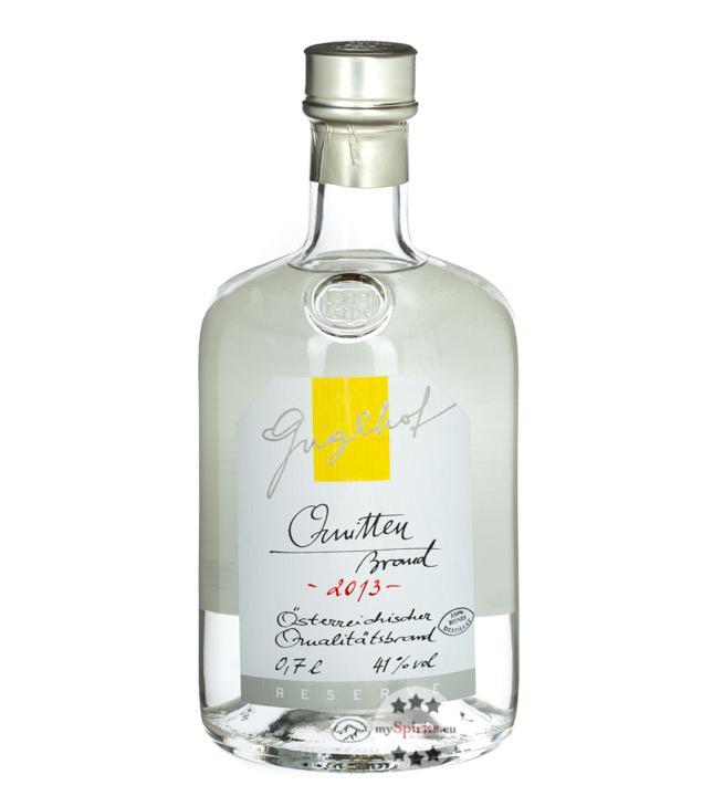 Guglhof Quitten Brand (42% Vol., 0,7 Liter)