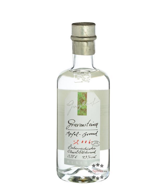 Guglhof Gravensteiner Apfel Brand (43% Vol., 0,35 Liter)