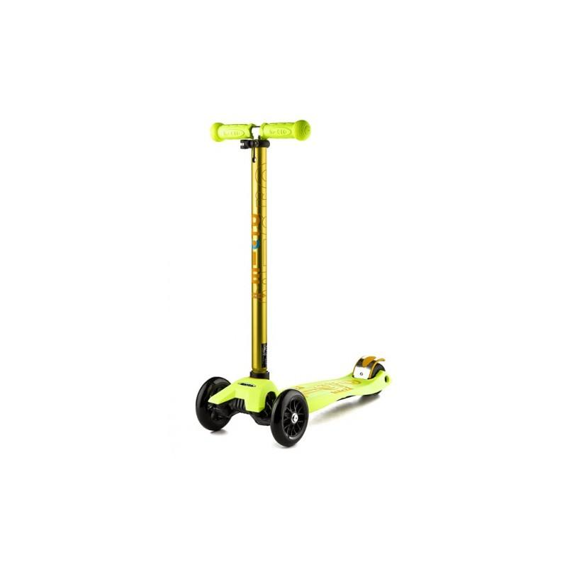 Micro Scooter Maxi Deluxe Yellow Scooterreifen - PU Reifen, Scooterart - Scooter, Scooterfarbe - Gelb,