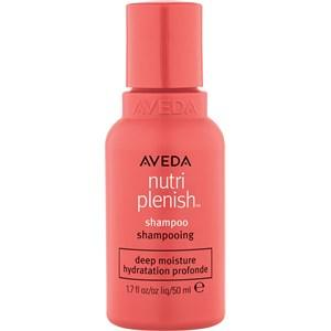 Aveda Hair Care Shampoo Nutri Plenish Deep Moisture Shampoo 50 ml