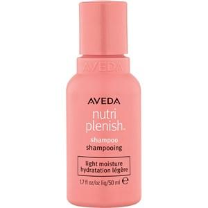 Aveda Hair Care Shampoo Nutri Plenish Light Moisture Shampoo 50 ml