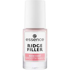 Essence Nägel Nagellack Ridge Filler Base Coat Smooth Nails 8 ml