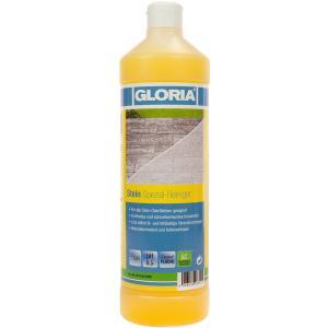 GLORIA Stein Spezial-Reiniger, Löst selbst öl- und fetthaltige Verschmutzungen, 1000 ml - Flasche