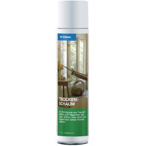 Dr. Schutz® Trockenschaum für Naturfasern, Teppichschaum ist speziell für feuchtigkeitsempfindliche Materialien, 400 ml - Dose