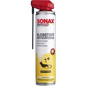 SONAX PROFESSIONAL KlebstoffRestEntferner mit EasySpray, Spezial-Lösemittel zur Entfernung von Klebstoffresten, 400 ml - Sprühdose
