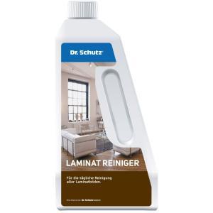 Dr. Schutz® Laminat Reiniger, Neutralreiniger für die Reinigung aller Laminatböden, 750 ml - Flasche