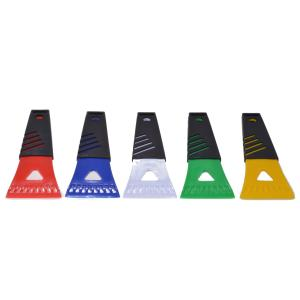 Eiskratzer Standard, Scheibenkratzer für die kalte Jahreszeit, 1 Stück, farbig sortiert
