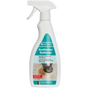HOTREGA® Rostflecken-Entferner, Hochaktives Spezialprodukt zur Fleckentfernung, 500 ml - Sprühflasche