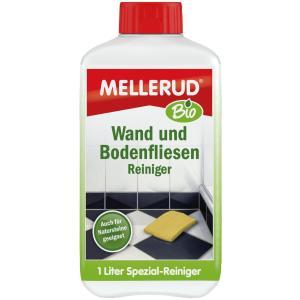 MELLERUD Bio Wand- und Bodenfliesen Reiniger, Für Farbe und Glanz, 1000 ml - Flasche