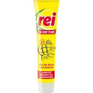 rei in der Tube Reisewaschmittel, Reinigt schnell, gründlich und besonders schonend, 125 ml - Tube