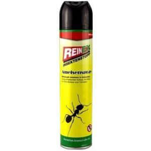 Reinex Ameisenspray, vernichtet Ameisen aller Art, Inhalt: 400 ml