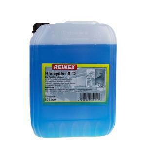 Reinex R 13 Klarspüler, für Geschirrspülmaschinen, 10 l - Kanister