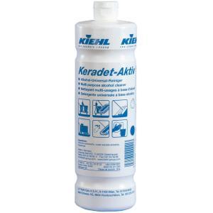 Kiehl Keradet-Aktiv Alkoholreiniger, Alkohol-Universal-Reiniger, 1000 ml - Flasche