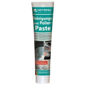 HOTREGA® Reinigungs- und Polierpaste, High-Tech-Politur zur universellen Reinigung, 125 g - Tube