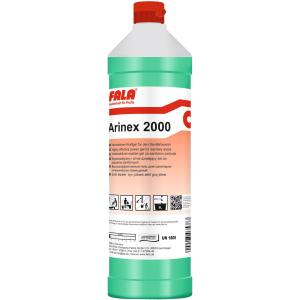 FALA Arinex 2001 Santitärreiniger, Gel-Sanitärreiniger mit Phosphorsäure, 1000 ml - Flasche
