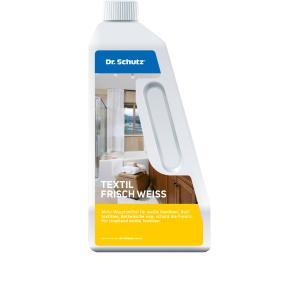 Dr. Schutz® Textil Frisch WEISS Waschmittel, Aktiv Waschmittel für weiße Textilien, 750 ml - Flasche