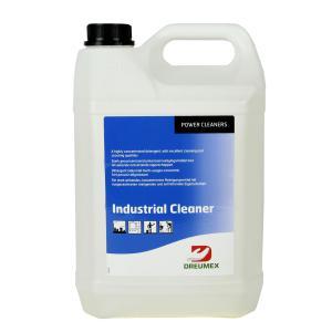 Dreumex Industrial Cleaner Industriereiniger, Industriereiniger für eine starke und schnelle Reinigung, 5 Liter - Kanne