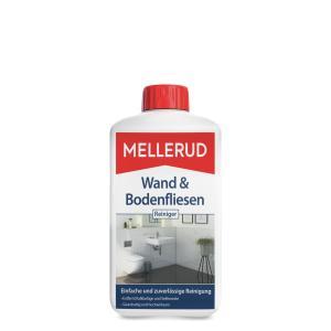MELLERUD Wand & Bodenfliesen Reiniger, Für Farbe und Glanz , 1000 ml - Flasche