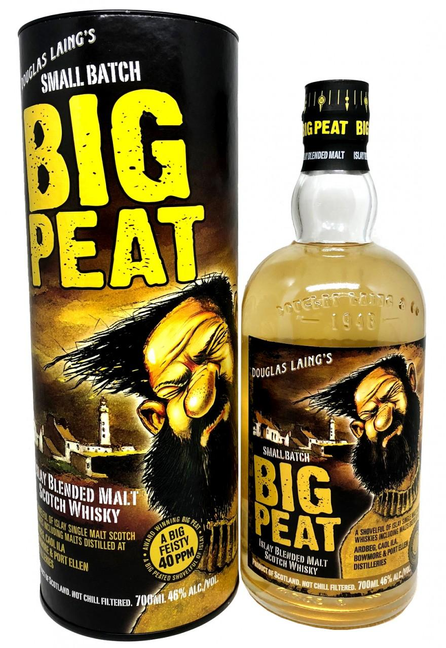 Douglas Laing´s Big Peat 0,7l 46%vol.