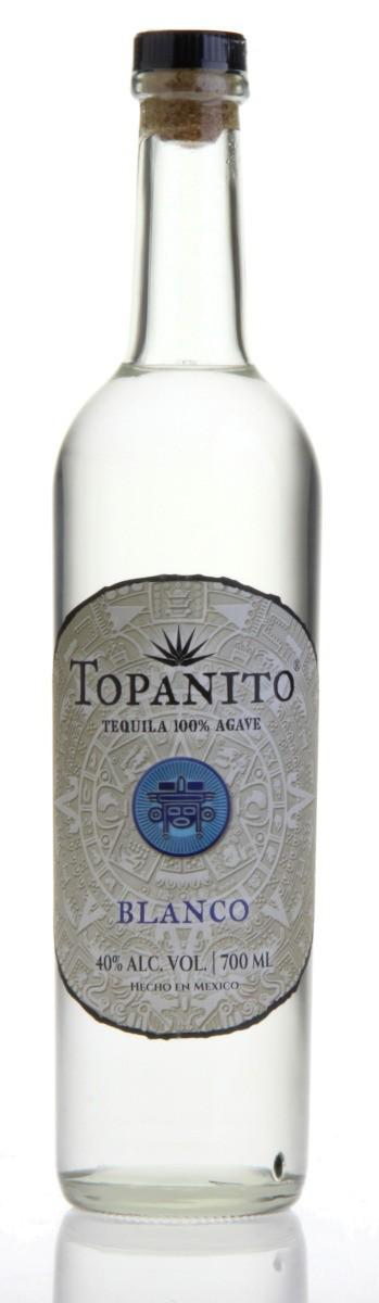 TOPANITO Blanco Tequila 700ml 40%vol.
