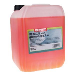 Reinex R 4 Bodenglanzpflege, preisgünstige, glanzvolle Pflege von Böden, 10 l - Kanister