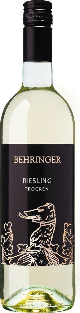Behringer 2018 Britzinger Sonnhole Riesling QbA Trocken