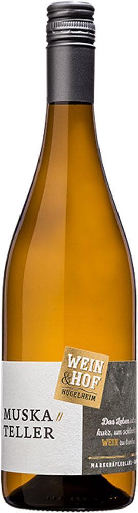 Wein & Hof Hügelheim 2019 Muskateller QbA