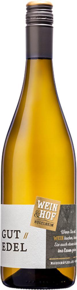 Wein & Hof Hügelheim 2019 GUTEDEL QbA