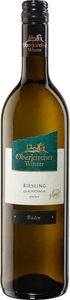 Oberkircher Winzer 2019 Collection Oberkirch Riesling QbA trocken