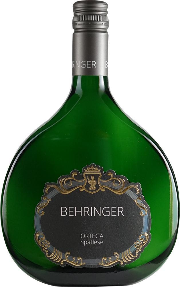 Thomas Behringer 2019 Abtswinder Altenberg Ortega Spätlese lieblich