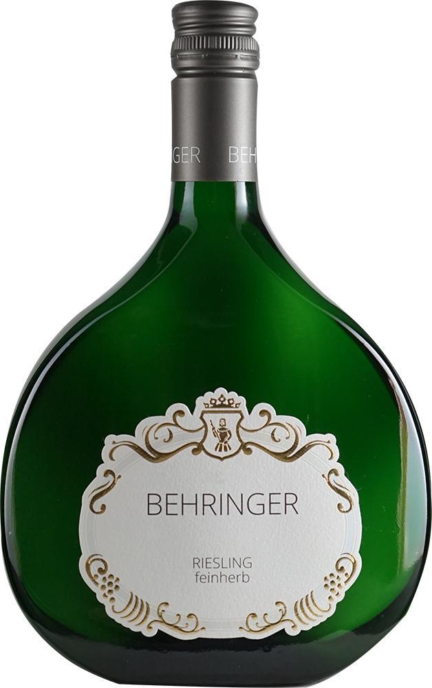 Thomas Behringer 2019 Abtswinder Altenberg Riesling feinherb