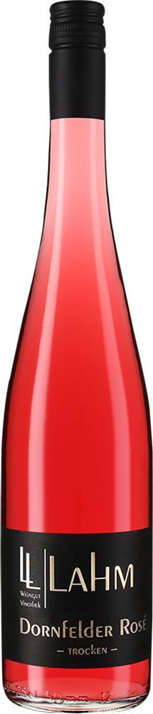 Lahm 2019 Dornfelder Rosé trocken 0,75L