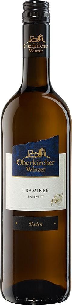 Oberkircher Winzer 2018 Collection Oberkirch Traminer Kabinett