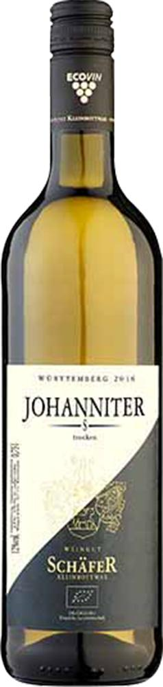 Schäfer 2017 Johanniter S trocken