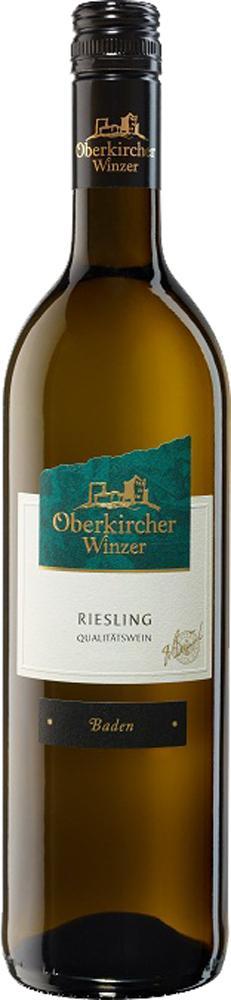 Oberkircher Winzer 2019 Collection Oberkirch Riesling QbA lieblich