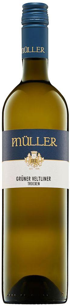 Axel Müller 2019 Grüner Veltiner trocken