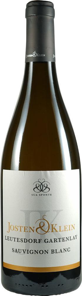 Josten & Klein 2016 Leutesdorf Gartenlay Sauvignon Blanc