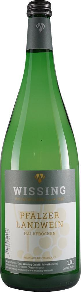 Wissing Pfälzer Landwein WEIß 1L