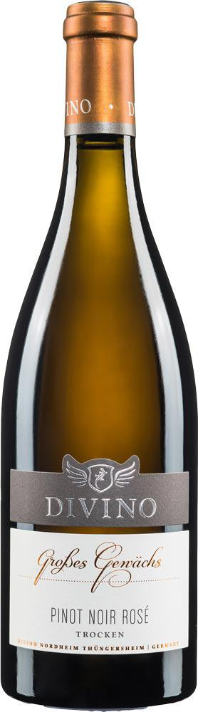 Divino Nordheim Thüngersheim 2018 Divino Pinot Noir Rosé GG trocken