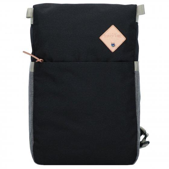 Harvest Label Iwaki Rucksack 41 cm Laptopfach black