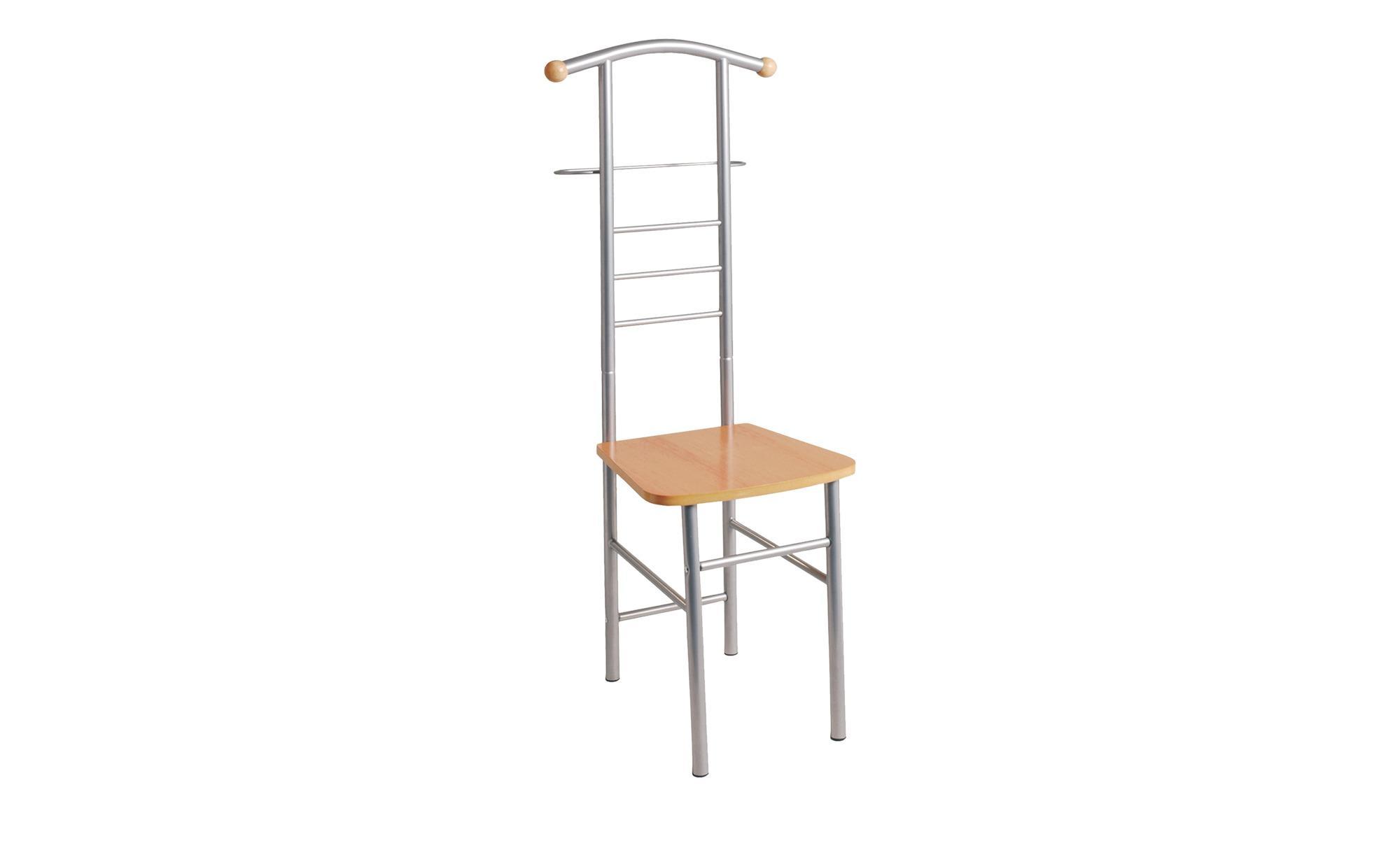 Herrendienerstuhl - holzfarben - Möbel Kraft