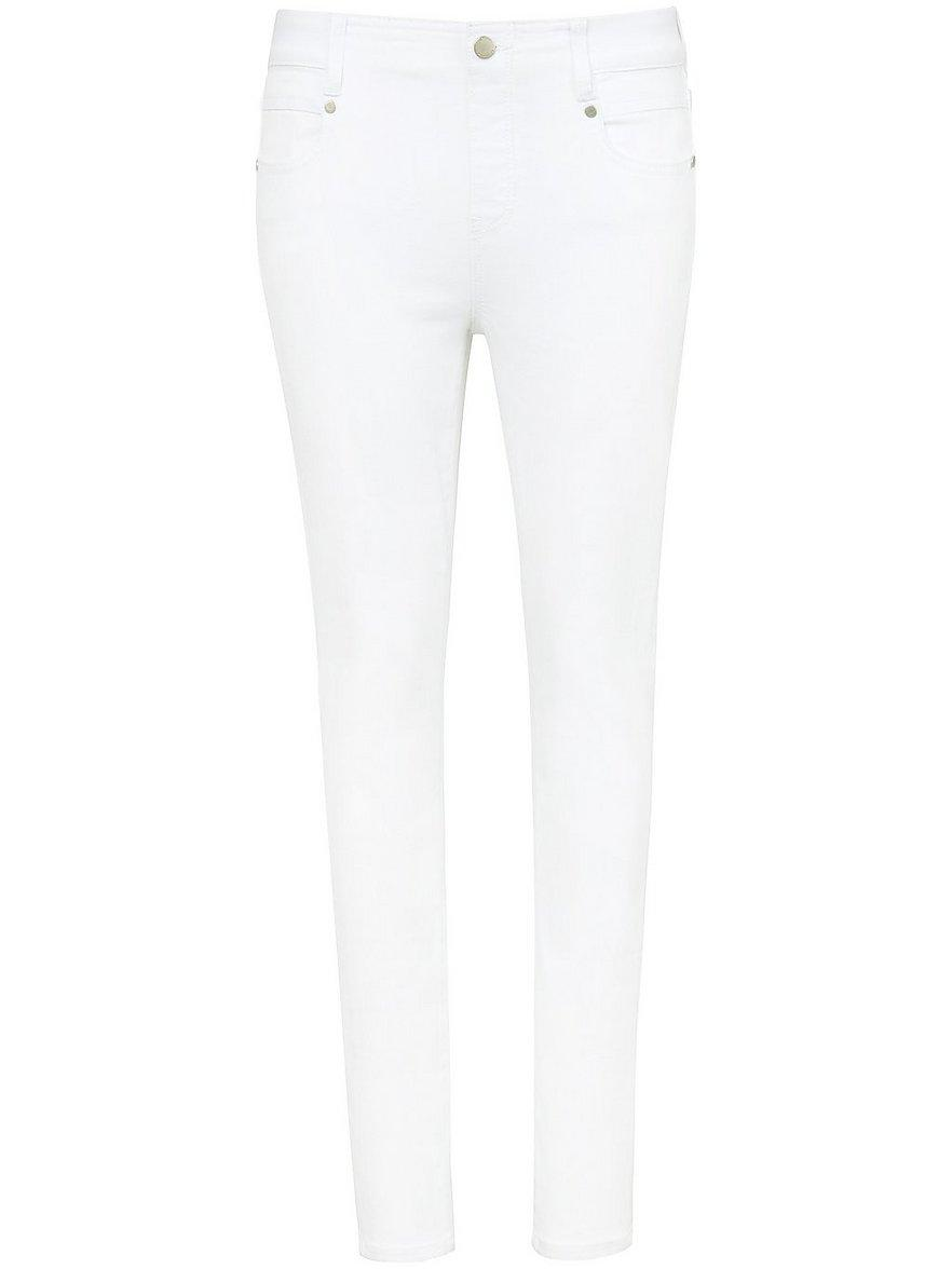 Jeans Modell Gia Glider Skinny LIVERPOOL weiss