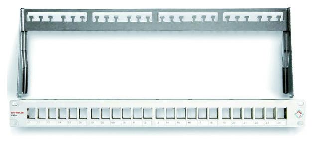 Dätwyler 418020 Patch Panel KS 24x 19Z 1HE