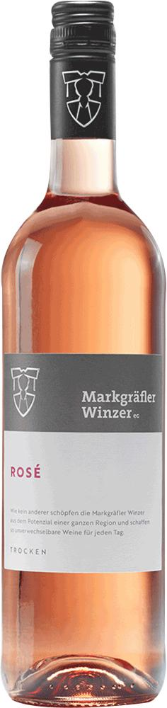 Markgräfler Winzer 2019 Rosé trocken